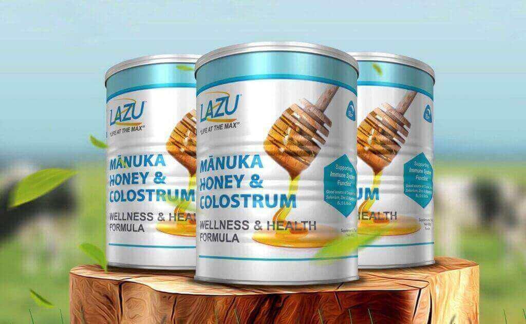 Sữa lazu - lazuvietnam